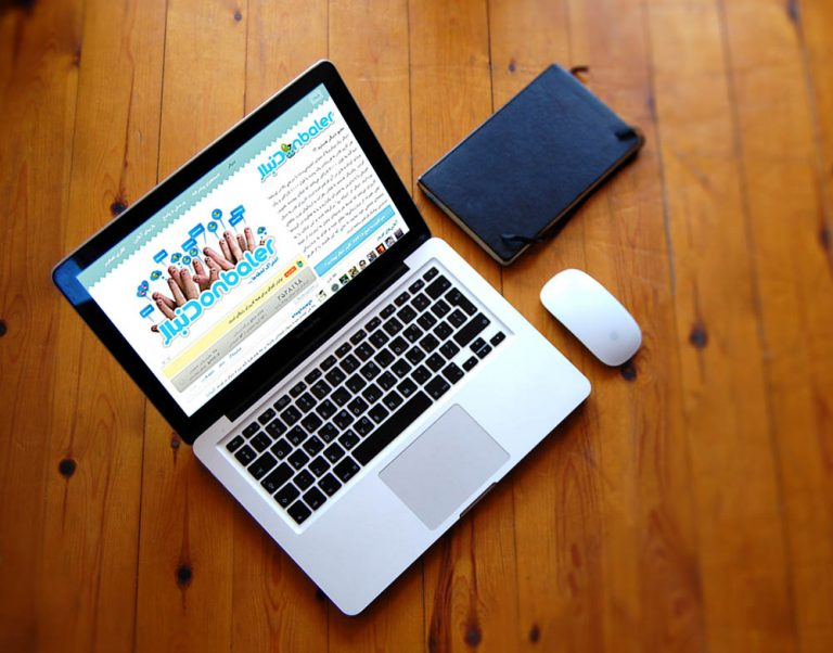 وبسایت «میکروبلاگ دنبالر»
